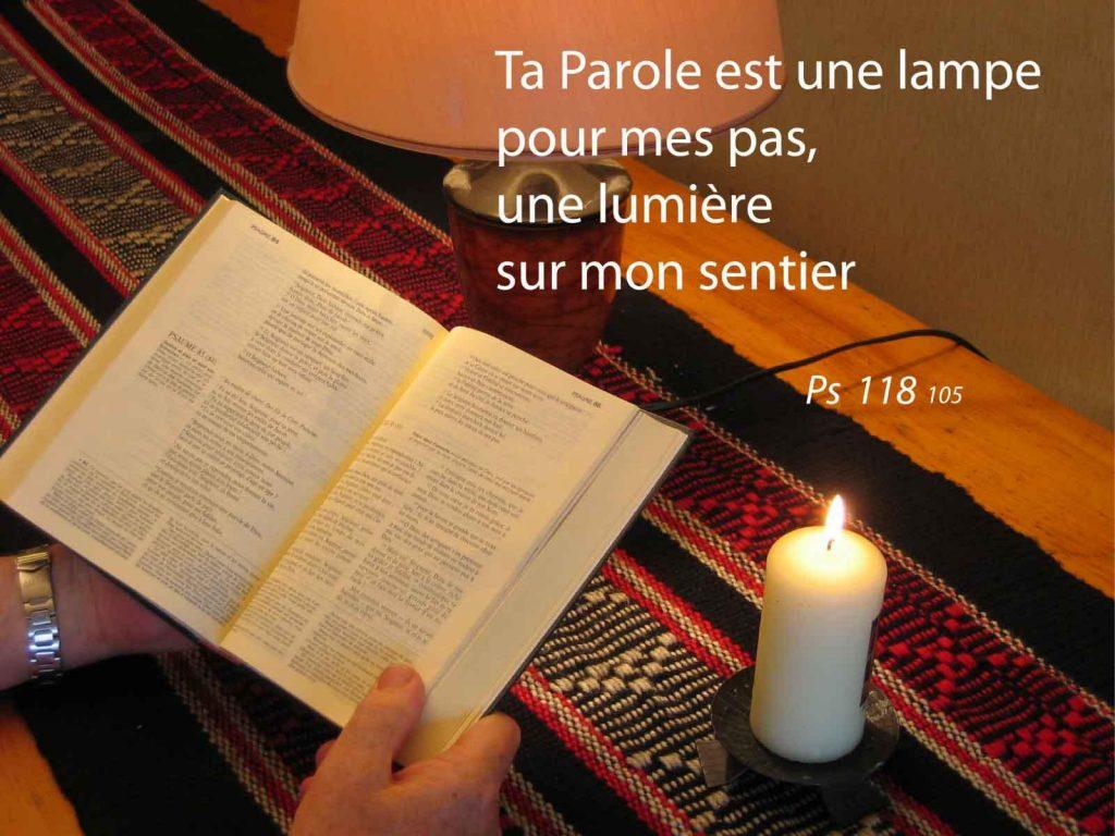 Récollection, une pause spirituelle ouverte à tous