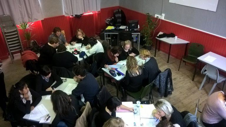 Temps de rencontre-échange avec les adultes de nos différentes œuvres: établissements scolaires ou EHPAD