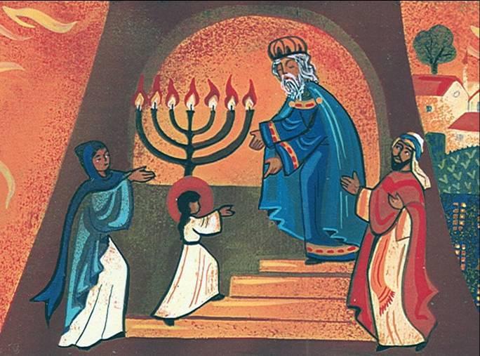 Les fêtes patronales de la Présentation de Marie